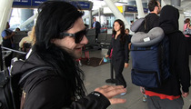 Skrillex -- I've NEVER Seen Paris Hilton DJ ... Ditto For Pauly D