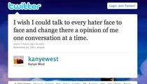 Kanye Goes on Twitter Rampage, Seeks Forgiveness