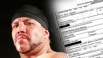 Tommy Morrison Death Certificate -- No Mention of AIDS