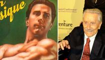 Bodybuilding Icon Joe Weider -- Not As Rich As You'd Think