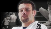 "Jiu Jitsu Master Rodrigo Gracie -- PROTECT ME ... From 5'3"" Woman"