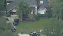 George Zimmerman Detained in Domestic GUN Incident