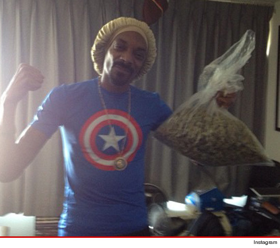 Snoop Lion Weed Jackpot Wins Pound Of Weed Off Mayweather