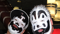 Insane Clown Posse Sued By Ex-Publicist -- 'Dildos, Vagina Tighteners, Tommy Guns'
