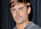 Zac Efron -- Rehab for Big Cocaine Problem