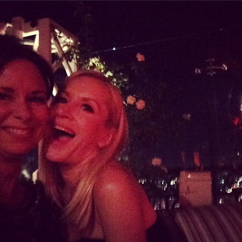 Mary Lynn Rajskub and Angela Kinsey