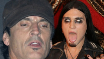 Tommy Lee EXPLODES On Nic Cage's Son