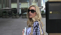 Kate Gosselin -- Worried About Her Kids' Safety