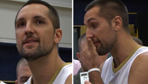 NBA Star Ryan Anderson -- Tearfully Announces Plan for Foundation in Gia's Name