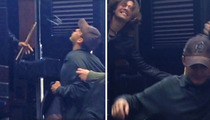 Zac Hanson -- MAN SPITS IN DRUMMER'S FACE ... Caught On Video