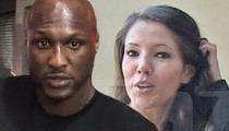Lamar Odom's Roommate -- She's A Floozy, Says Former Client!