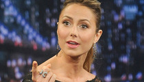 Stacy Keibler -- I'm NOT Returning to Wrestling