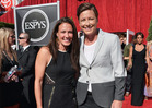 Team USA Soccer Star Abby Wambach -- Marries Girlfriend In Hawaii