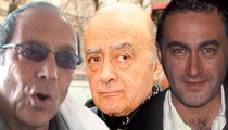 Mohamed, Dodi Fayed -- BUSTED By Paul Anka in Defamation Lawsuit
