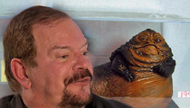Michael Jackson's Doctor Arnie Klein -- Kissing Jabba the Hutt Goodbye with Weird Crap Auction