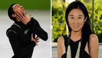 Figure Skater Evan Lysacek -- It's a Vera Wang Thang