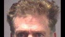 Shooter McGavin -- Takes Unhappy DWI Mug Shot