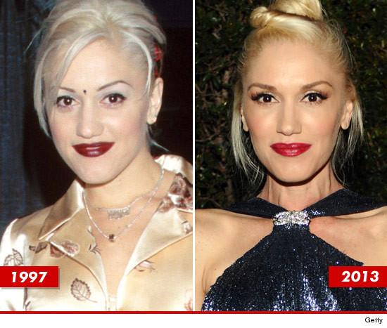 Gwen Stefani Good Genes Or Good Docs Tmz Com