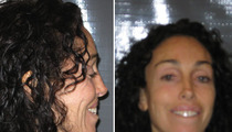 Heidi Fleiss ARRESTED -- Driving While Stoned ... Takes Terrible Mug Shot