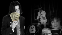 Michael Jackson -- Top-Earning Dead Guy In Hollywood