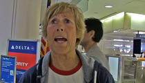 Diana Nyad -- I'm Retiring From Swimming ... In The Ocean