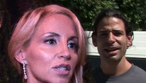 Camille Grammer -- I Want My Violent Ex-Boyfriend PROSECUTED!