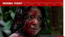 Anna in 'Predator': 'Memba Her?