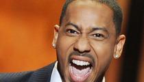 'Tropic Thunder' Star Brandon T. Jackson -- Flight Attendant Called Me the N-Word [Update]