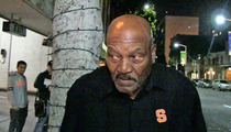 Jim Brown -- Partying in Bev Hills ... with 'In Living Color' Star