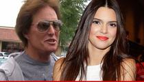Bruce Jenner -- I'm Proud of Kendall Jenner's Boobs