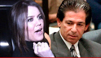 Khloe Kardashian -- My Dying Dad Could Barely Stand When He Married My Wicked Ex-Stepmom