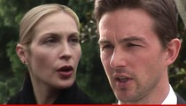 Kelly Rutherford -- I Need A Script ... To Talk To My Ex