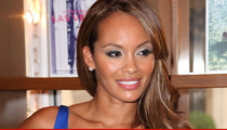 'Basketball Wives' Evelyn Lozada -- I'm Having A Baby... And It's Not Chad 'Ochocinco' Johnson's