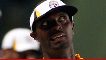 Plaxico Burress' Neighbor Sues Over Alleged Pitbull Attack -- His Dog Mauled Me!