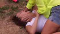 'Gypsy Sisters' -- Brutal Girl on Girl Beat Down [Video]