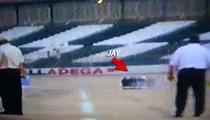 Paul Walker Crash  -- Leno Spun Out In Similar Porsche ... At 182 MPH!