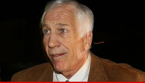 Jerry Sandusky Arrested Again -- ADDITIONAL Sex Abuse Charges