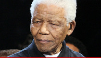 Nelson Mandela Dead -- Ex-South African President Dies at 95