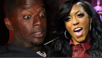 Porsha Williams -- Kordell TRIED To Muzzle Me ... I Told Him to Stick It