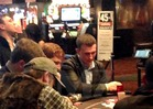 Johnny Manziel -- HIT ME, BITCHES ... QB Drops Cash on Blackjack in Vegas