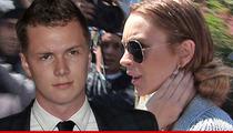 Paris Hilton's Brother Barron -- I'm Gonna SUE Lindsay Lohan ... For Masterminding My Bloody Beatdown