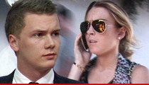 Barron Hilton -- Cops ID Face Puncher ... And Now They Want Answers