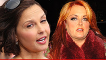Ashley Judd -- Wynonna Judd Put a Tracking Device on My Car!