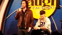 Justin Bieber -- Don't Laugh at Me ... I Bang 'Bitches'
