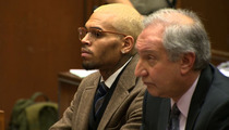 Chris Brown -- Judge Revokes Probation in Rihanna Case