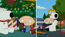 'Family Guy' -- Brian Griffin ... Back From the Dead