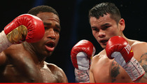 Adrien Broner & Marcos Maidana Fight -- Formal Investigation Into Cheating Allegations
