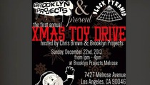 Chris Brown To Leave Lockdown Rehab -- For Toy Drive