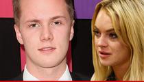 Barron Hilton Attacks Lindsay Lohan, Attacker With Atrocious Grammar