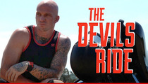 'Devils Ride' Star Shoots Sex Tape With 3 Chicks